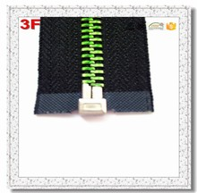 5# paint fancy metal zipper for garments and jeans FX1520