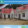 Alibaba China Supplier Africa/Asia/South America Light Steel ready made villas