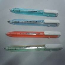 plastic waterproof marker pen,pen plastic,plastic disposable ballpoint pen