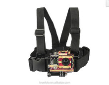 Top quality Go Pro Junior Chest Mount Camera Harness