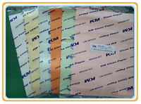 KM Pink Lint Free Cleanroom Paper A4