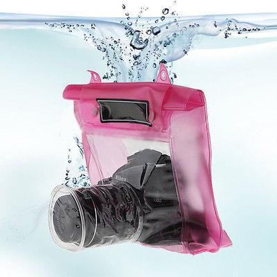100% Waterproof dry pvc camera bag Underwater pouch, waterproof camera bag