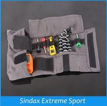 Waterproof Camera Case Canvas Bag For Go Pro GoPros Xiaomi Yi