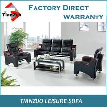 Cheap luxury hand carved sofa set TZ-B34
