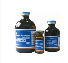 animal injectable Vitamin B Complex for cattle , sheep , dog