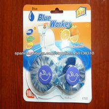Limpiador de wc/wc detergente/azul wc bowl cleaner