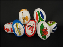 Rugby ball factory in China/China cheap rugby ball