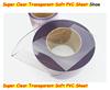 manufacturer Super transparent soft PVC strip door curtain,pvc door curtain roll