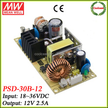 Meanwell 36v to 12v dc converter PSD-30B-12