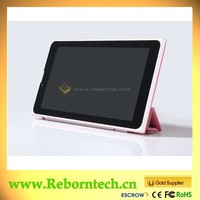 """Factory 7"""" 2G tablet with calling function MTK 8312 Android Tablet With Cover Case"""