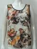 Pretty Steps 2015 fashion fancy ladies tops latest design high qualiy ladies african print designer tops