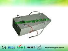 Multi-purpose vehicle 72V 100Ah lifepo4 battery pack (hybrid supercapacitor battery)
