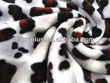 2013 China supplier 100% Polyester Fabric Polar fleece/Coral fleece for shine hold pillow