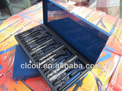 low cost and good quality thread repair kit for M5-M12 wire thread insert