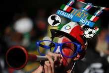 2016 Euro cup world cup football fan gem tree supplies