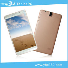 high end pink tablet pc with phone calling 6.95 inch android 4.2 hot beat appearance
