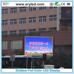 Sryled Hot selling p20 led outdoor direction sign board with CE certificate