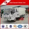 QL7.3 tons diesel 4*2 isuzu road sweeper truck for sale