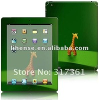 NEW!!! Decal Skin Sticker for iPad 3 with beautiful design, OEM is welcomed!