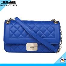 2013 alibaba china wholesale small quantity lady genuine leather messenger bag fashion Heibei handbag