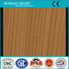 Size-customized wooden film coated aluminium composite panle/material/board