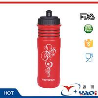 Top Chinese Enterprise Eco-friendly Top Quality Flat Plastic Water Bottle