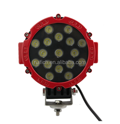 Truck Parts 9Inch 96W LED Work Light, 96w Car Lamp, 96W Auto LED Tuning Light