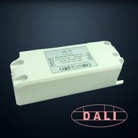 dali 300ma 10w 12w led driver with SAA certification