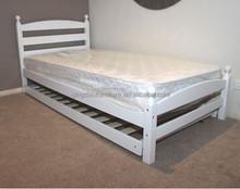 fashion sofa day bed adult bed kids pine soild wood bedroom furniture HJB-1142