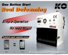 Direct factory new product KO-03 oca lamination machine front lcd lens repair laminating for tablet repair