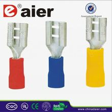 Daier factory wire end non-insulated terminals