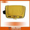 2015 Popular soft pu vanity bags for Men, soft pu for body