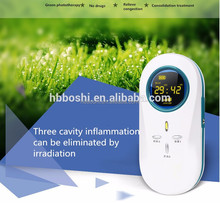 Home use medical laser treatment equipment without medication