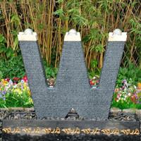 Artificial Garden Stone Water Fountain For Garden Decoration With Trade Assurance