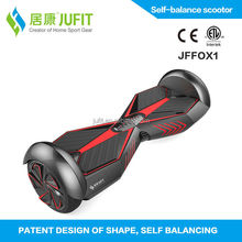 (JFFOX1)Patent Design Self Balancing Scooter Electric Scooter