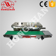 Hongzhan CBS/DBF series heavy object continuous plastic film bag sealer