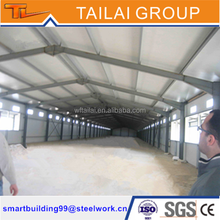 Steel Construction Steel Structure Chicken Egg Poultry Farm