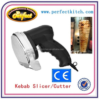 KS-100E Electric Doner Kebab Slicer Knife/kebab meat Cutting machine