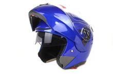 flip up helmet with double visor /motorcycle helmet HD-701