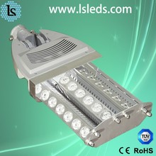 Long lifespan over 80000 hours Outdoor daylight white high power LED street lights , 600w high power , 160lm/w super bright
