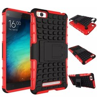 TOQ QUALITY New Dual Armor Hybrid TPU&PC Hard case For iphone 6/6 plus
