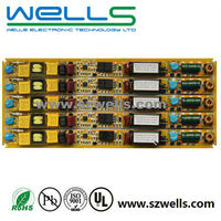 Electronic PCB Manufacturer & PCBA Professional assemby