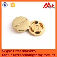 bespoke press snap button, snap clip fastener, snap button