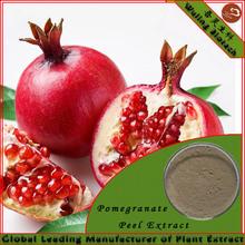 40% Ellagic Acid Pomegranate Peel Extract Powder