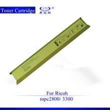 Ricoh aficio MPC3300 2800 Toner Cartridge toner powder Compatible copier spare parts