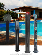 Garden , Swimming pool detector, Active Infrared and mirowave ,Intrusion alarm