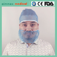 non woven disposable beard nets