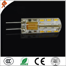 2015 Hot product! China 12V 1.5/3/6w g4 led g4 led with CE and ROHS Certification