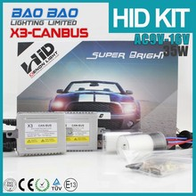 Long life car accessories made in china h1 bulb 2015 hid xenon kit slim hid canbus ballast 12v 35w xenon hid conversion kit