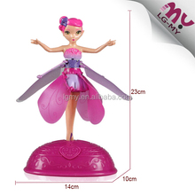 Hot-selling flying fairy doll,toy flying fairy,remote control fairy